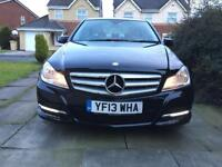 Mercedes Benz C Class Executive with leather heated seats and navigation