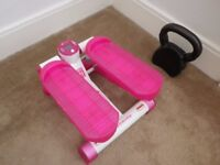 STEPPER fitness equipment exercise machine, Domyos brand - Bayswater, Queensway, W2