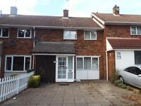Three bed terraced house to rent at a great location