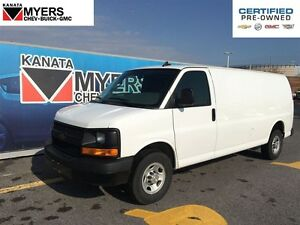 2016 Chevrolet Express 2500 2500 EXTENDED LENGTH, AIR CONDITIONI