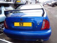 BREAKING --- MG ZS+ 1.8L Petrol 115BHP ------ 2003