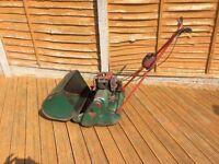 Suffolk Super Punch Petrol lawn mower
