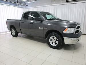 2016 Ram 1500 ST QUAD CAB HEMI 5.7 L 4DR 6PASS TEXT 902-200-4475