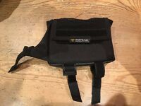 Topeak Tri-Bag with Rain Cover Black One Size