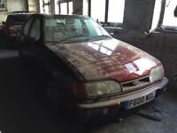 Ford sierra sapphire cosworth barnfind breaking spares 1 owner classic