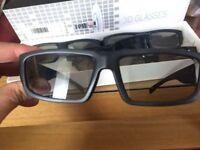 professional 3d glasses
