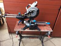 MAC Sliding Mitre Saw