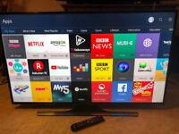 Samsung 50 Inch 4K Ultra HD Smart TV