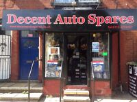 ****Business for sale***** Decent Auto Spares