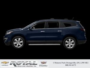 2016 Chevrolet Traverse LT  - $213.90 B/W