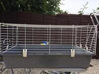Large indoor cage for rabbit/guinea pig