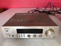 DENON AM-FM Stereo Receiver DRA-F100