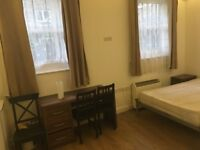 Large double room/Bed Sit with shower WC including all bills & internet in Kennington