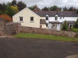 Property to rent outskirts of Abergavenny