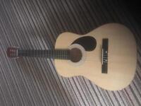 Guitar 6 string acoustic