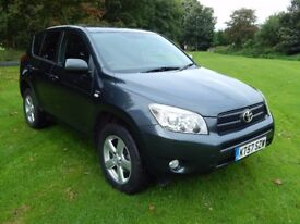 2008 Toyota RAV4 2.2 D-4D XT-R Station Wagon 5 door- Just serviced!