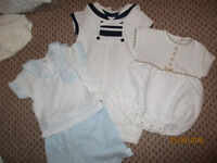 Traditional baby boys suits