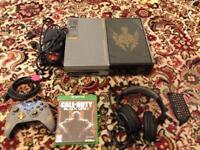 Xbox one advance warfare limited edition