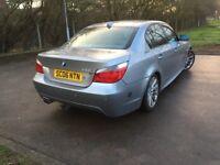 "2006 06 BMW 523i 2.5 M Sport Auto LPG Gas Dual Fuel 18"" Alloys Leather (Not Diesel 525 520d 530)"