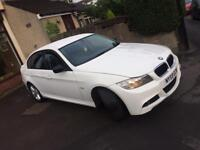 2010 Bmw 3 series 2.0 turbo diesel 1 years tax £30 very eco £4595 ono