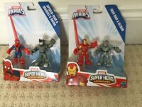 Playskool Marvel super heroes