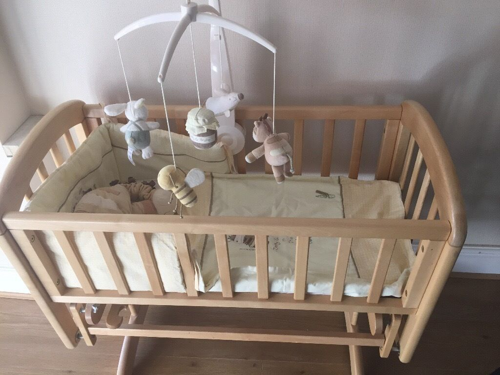 Baby cribs liverpool - John Lewis Crib And Zeddy And Parsnip Bedding