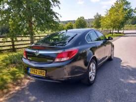 2012 vauxhall insignia 2.0 cdti diesel full year mot n £30 road tax great runner n tidy car