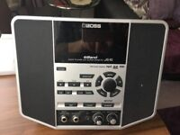Boss Eband JS 10, amp, recording tool, jamming tool and many more features