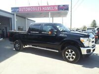 2012 Ford F-350 Lariat diesel cuir  toit ouvrant mags