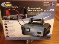 CAR BATTERY CHARGER RING RCB 320
