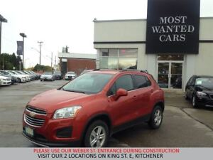 2016 Chevrolet Trax LT | CAMERA | AWD | TOUCHSCREEN
