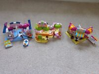 Selection of Lego Friends