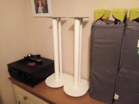 Bowers and wilkins speaker stands Mint condition. FREE DELIVERY. check out my other stuff for sale
