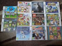 6 3DS games all in original cases