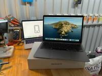 MacBook Air 2020 1.1 GHz Dual-Core intel Core i3 256gb SSD - Boxed