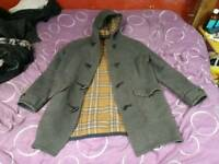 Men's Burton's coat size XL
