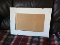 Clip photo frame 60x42cm