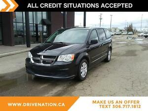 2014 Dodge Grand Caravan SE/SXT 7 PASSENGER VAN, V6, BLUETOOT...