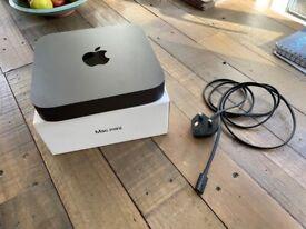 Apple Mac Mini - (2018) 3.2GHz 6-Core i7 - 32GB RAM - 1TB SSD - 10GbE.
