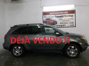 2008 Acura MDX Tech. Package + GPS