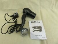 Babylis Travel Hairdryer 1500W