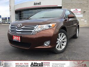 2011 Toyota Venza Standard Package. Keyless Entry, Power Driver