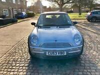 Mini 10 month mot 12 month tax panoramic roof new clutch new cambelt low mileage £1250