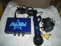 Pop idol dvd karaoke