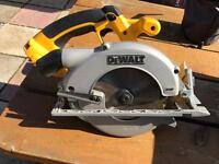 Dewalt 18v circular saw