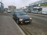 ++++QUICKSALE CHEAP BMW 320 CI BULLETPROOF ENGINE++++STARTS AND DRIVES GOOD WITH MOT+++
