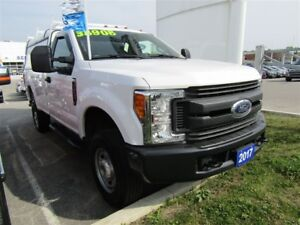 2017 Ford F-250 XL | 6.2L | 4x4 | $269.75 Bi-Weekly w/$0 DOWN