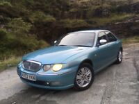ROVER 75 DIESEL CHEAP RELIABLE DIESEL LONG MOT JUNE 2018
