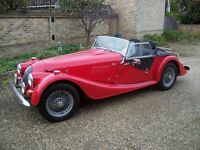 1995 Morgan 4/4 ford zetec 1.8L fuel injection with Morgan service history