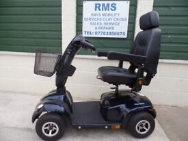 Mobility Scooter InvaCare Orion 4/8mph Rd/Pavement scooter